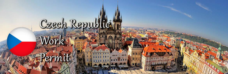 Czech Republic work permit
