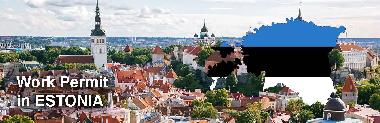 Estonia work permit