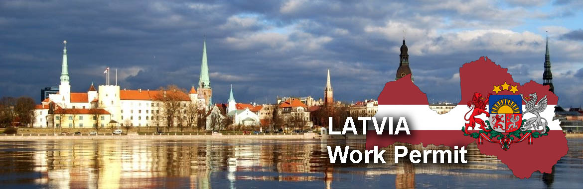 Latvia work permit