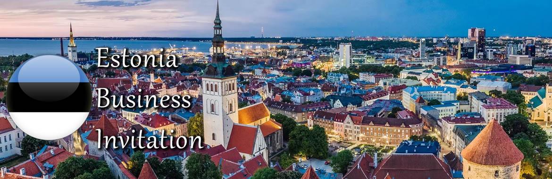 Estonia business invitation