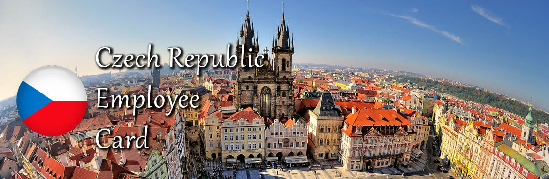 Czech Republic Employee Card