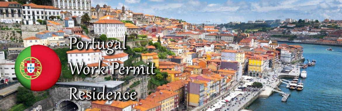 Portugal work permit residence