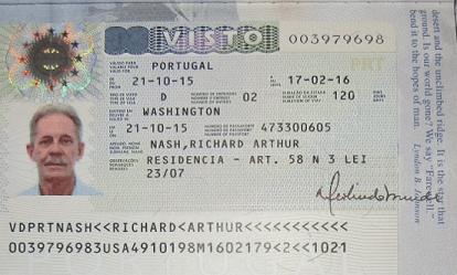 Portugal Work Permit Visa