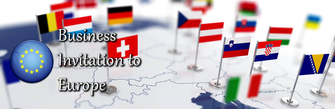 Business Invitation to Europe