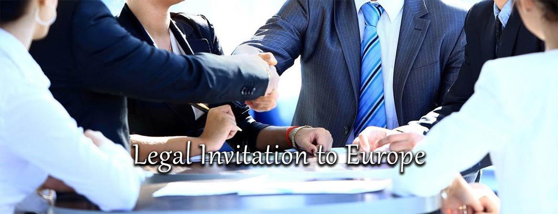 Europe Business Invitation Letter