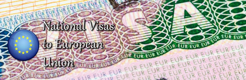 National Visas to European Union